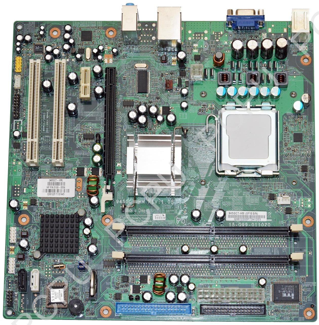 HP Motherboard Livermore GL6