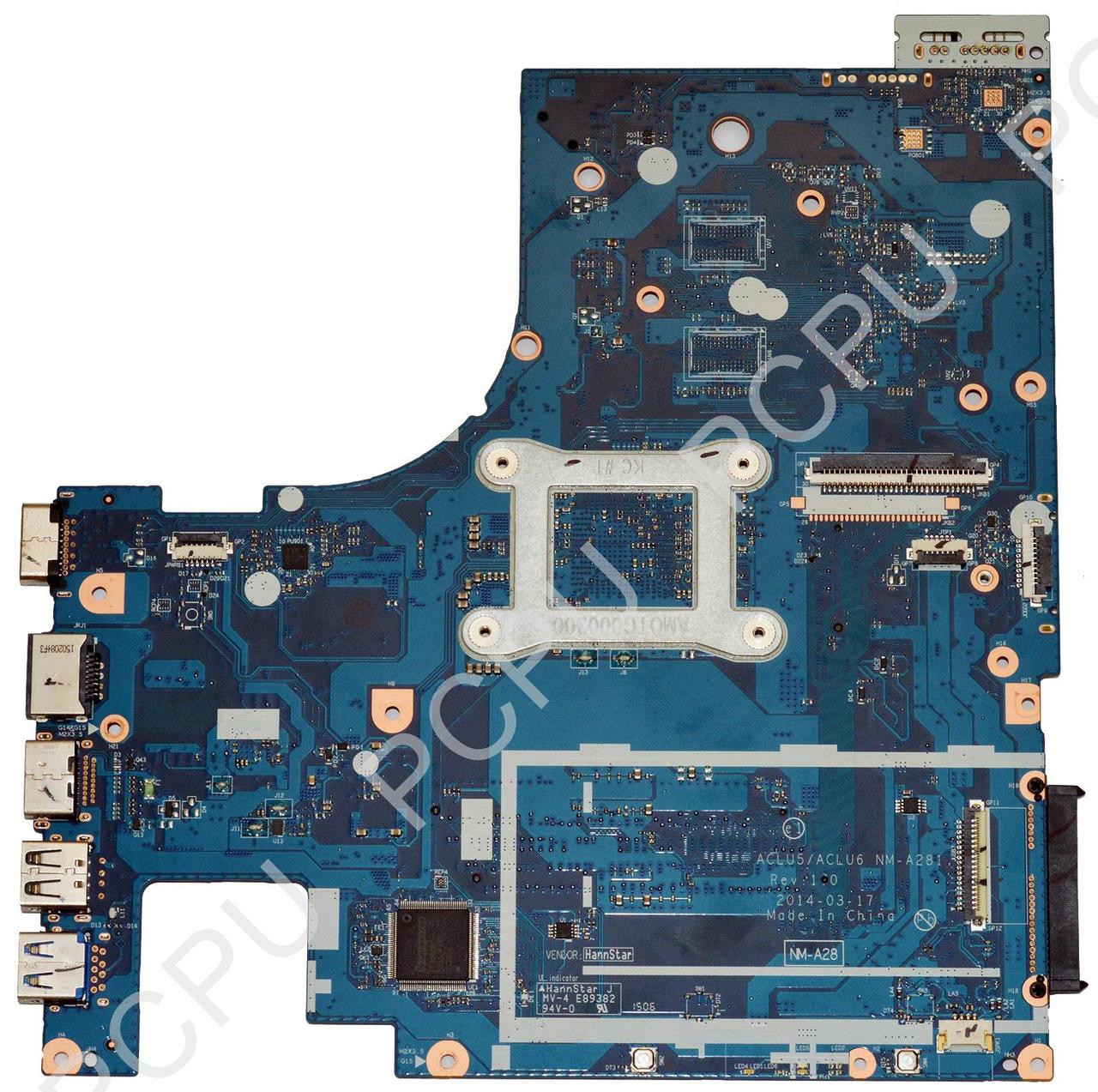 Lenovo G50-45 Laptop Motherboard w/ AMD A8-6410 2GHz CPU
