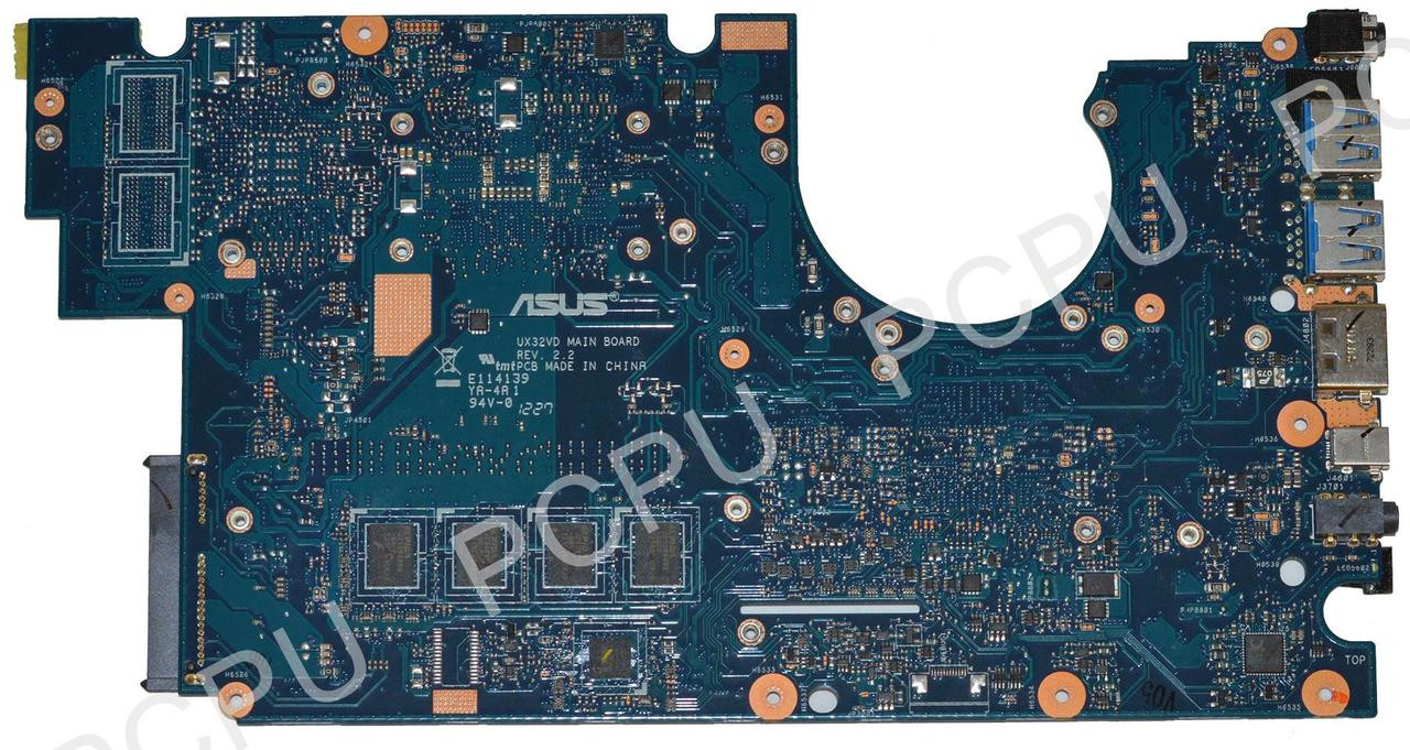 For Asus UX32A UX32VD Laptop Motherboard W// i3-2367M Mainboard