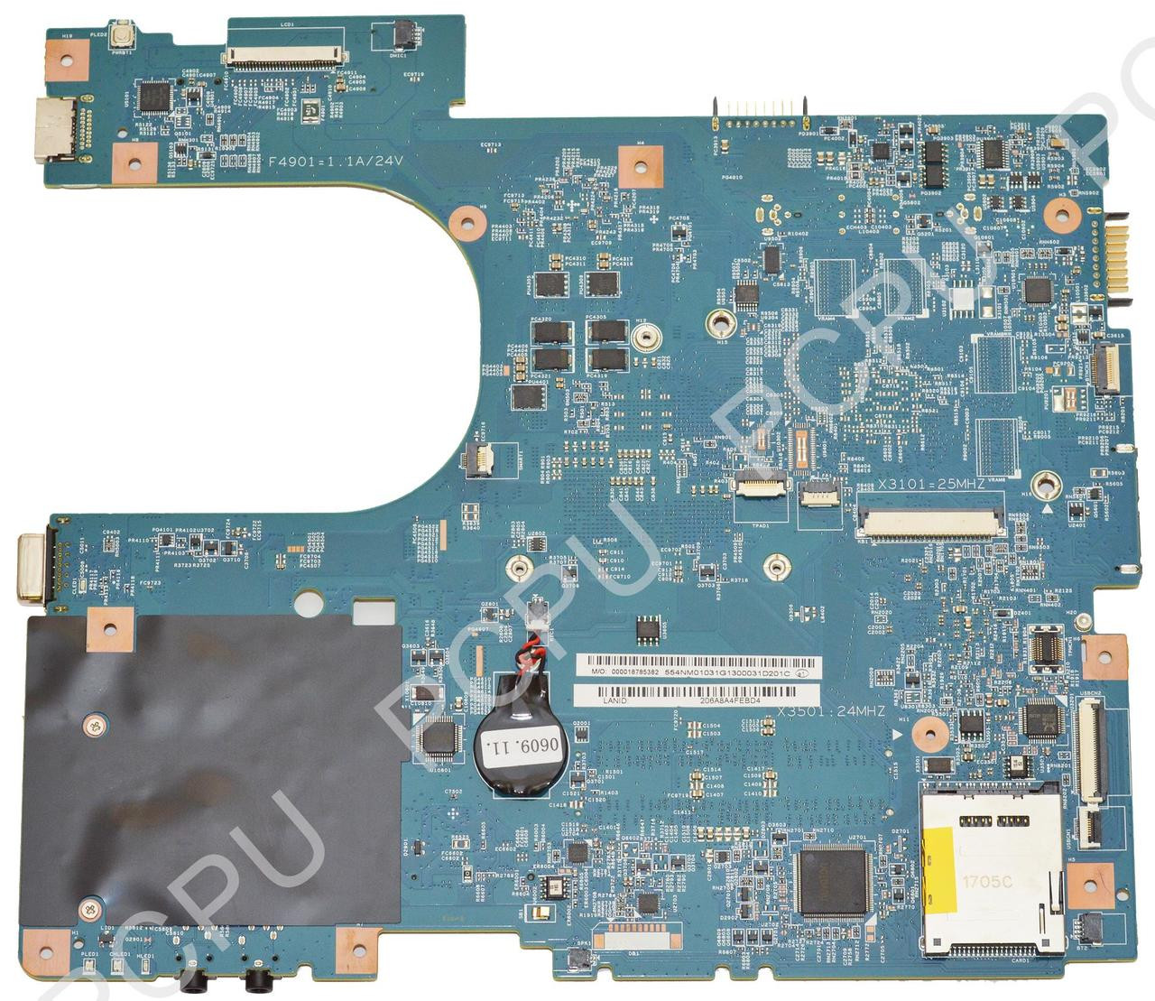 Acer TravelMate 6595 6595G 6595T 6595TG Intel Laptop Motherboard s989