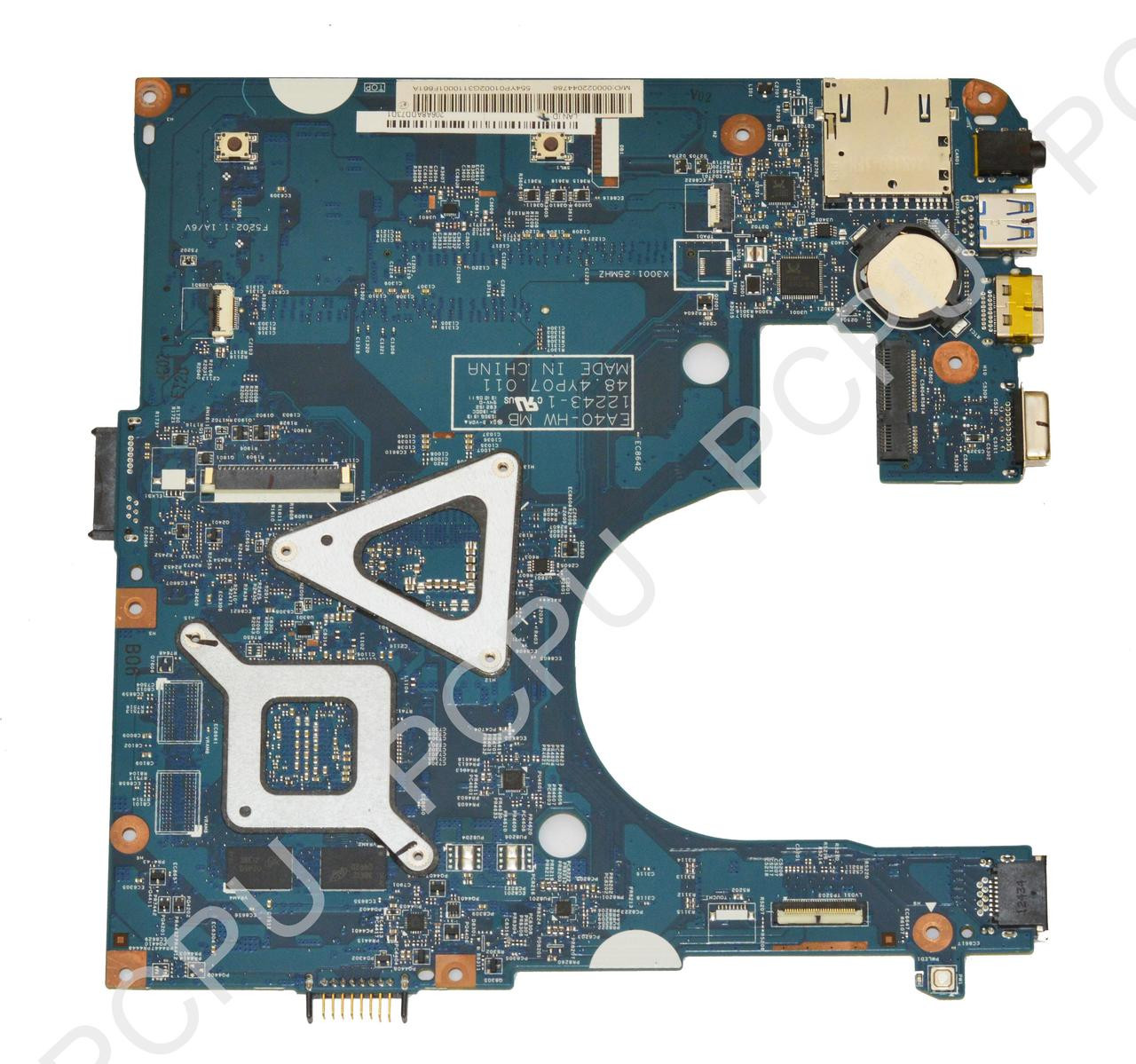 Acer Aspire E1-472P Laptop Motherboard w// i5-4200U 1.6GHz CPU 48.4YP20.031