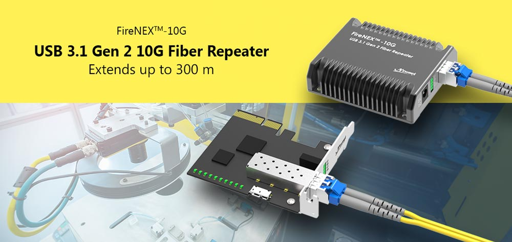 USB 3.1 Gen 2 SuperSpeed 10Gbps Extender