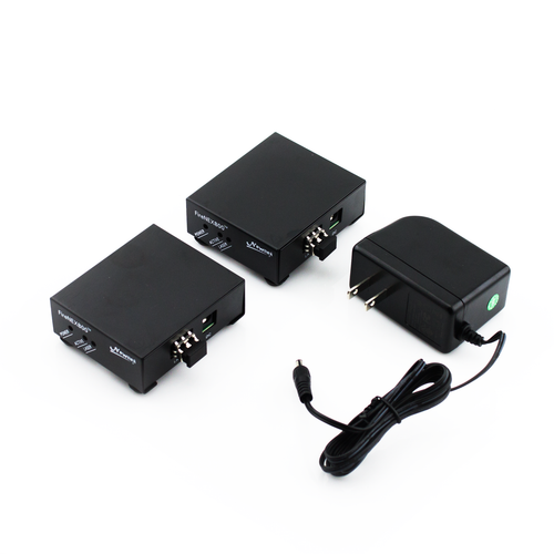 FireNEX800 Package- comes with two reapeater, one power source(only need one), and a manual