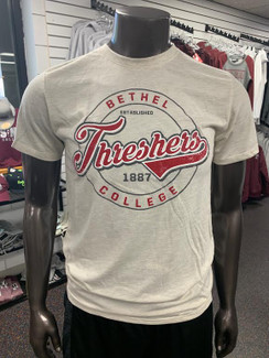 CURSIVE THRESHERS TEE