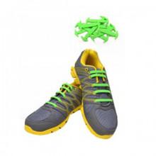 Green Shoe Lace Straps