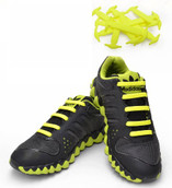 Yellow Shoe Lace Straps