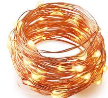 Coper wire led micro light