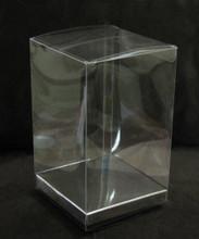 PVC Cube Bomboniere Favour Box