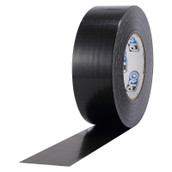 Heavy Duty Black Duct Tape  - 44mm wide 50 metres Long - Excellent for maintenance, temporary fixes