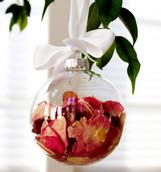 5cm Memory ball xmas wedding decoration