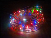 Red Green Blue Micro Multicolor LED Lights