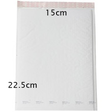 225 x 150mm White Bubble Padded Bag Post Courier SMALL Envelope