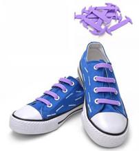 Purple Shoe Lace Straps