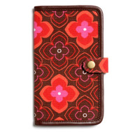 Passport Cover & Wallet in Lotus Chocolate