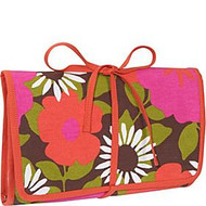 Toiletry and Travel Organizer in Bloom Orange