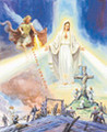 Third Secret of Fatima Prayer Card