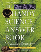 Handy Science Answer Book, 3d ed., The