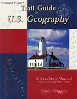 Trail Guide to U.S. Geography, Teacher Manual