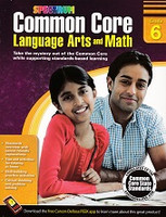 Spectrum Common Core Language Arts and Math, Grade 6