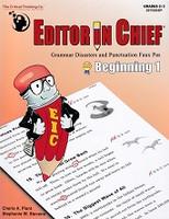 Editor in Chief, Beginning 1; Grades 2-3