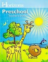 Horizons Preschool, Teacher Guide, Volume 1 & 2 Set