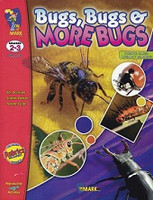 Bugs, Bugs & More Bugs, Grades 2-3