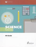 Science 4 Lifepacs 5-10 & Teacher Guide Set