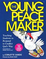 Young Peacemaker, 12 Activity Books & Teacher Book Set