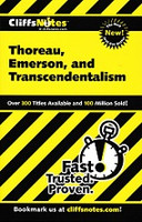 Thoreau, Emerson, and Transcendentalism CliffsNotes