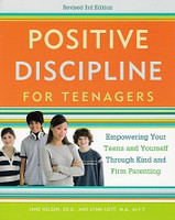 Positive Discipline for Teenages, revised 3rd edition