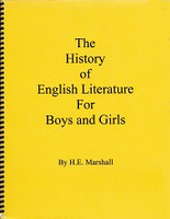 History of English Literature for Boys and Girls; The