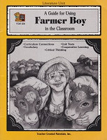 Guide for using Farmer Boy in the Classroom