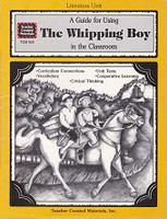 Guide for using The Whipping Boy in the Classroom