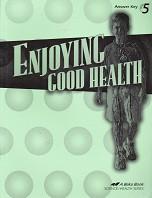 Enjoying Good Health 5, Text Answer Key