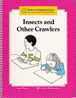 Insects and Other Crawler Active Learning for Young Children