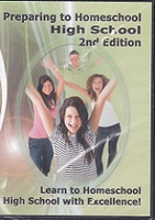 Preparing to Homeschool High School, 2d ed.