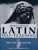 Artes Latinae: Tests & Guide to Unit Tests for Level One