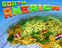 South America, Continent and Its Countries