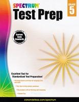 Spectrum Test Prep, Grade 5