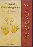 Trail Guide to World Geography, Student Notebook CDRom
