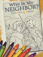 Apologia: Who Is My Neighbor? Coloring Book