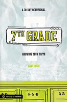 7th Grade 30-Day Devotional, Growing Your Faith