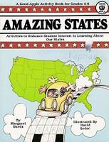 Amazing States Good Apple Activity Book, Grades 4-8