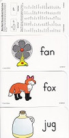 More Basic Picture Words Flash Cards Set