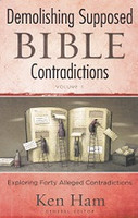 Demolishing Supposed Bible Contradictions, Volume 1