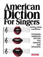 American Diction for Singers…and Speakers