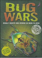 Bug Wars: Deadly Insects and Spiders Go Head-to-Head