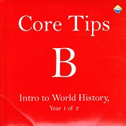 Sonlight Core B Tips: Intro to World History, Year 1 of 2