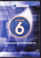 Science 6 Lifepac Science Experiment Video