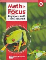 Singapore Math: Math in Focus 2B, Text & Teacher Edition